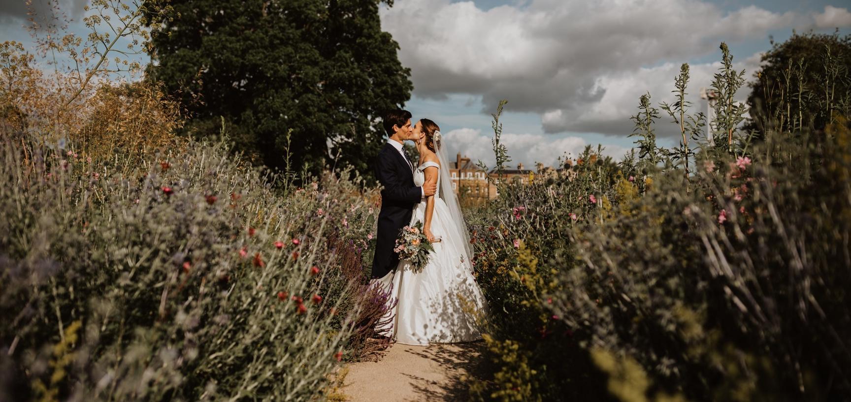 oxford botanic garden wedding
