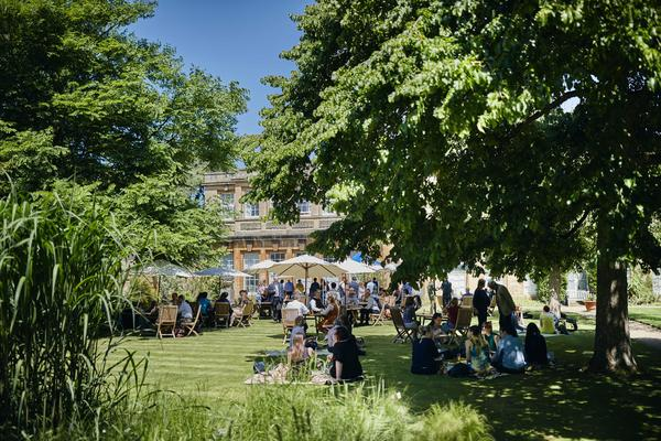 botanic garden events lawn summer party david fisher