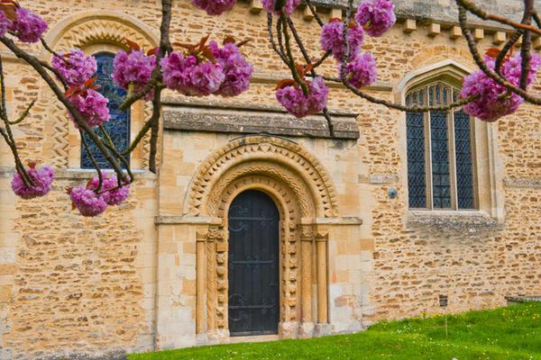 st marys church iffley c www britainexpress com