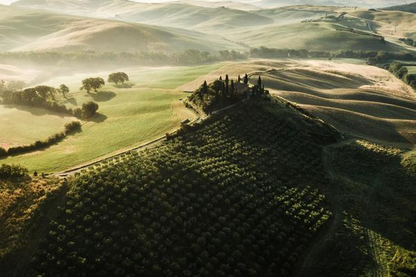 tuscany  winter lectures