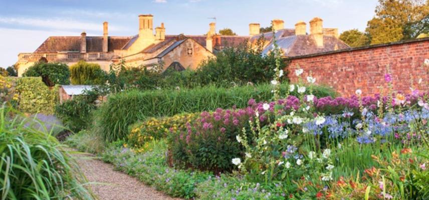 lamport hall c english garden magazine