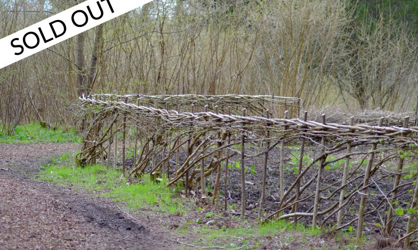 hedgelaying sold out