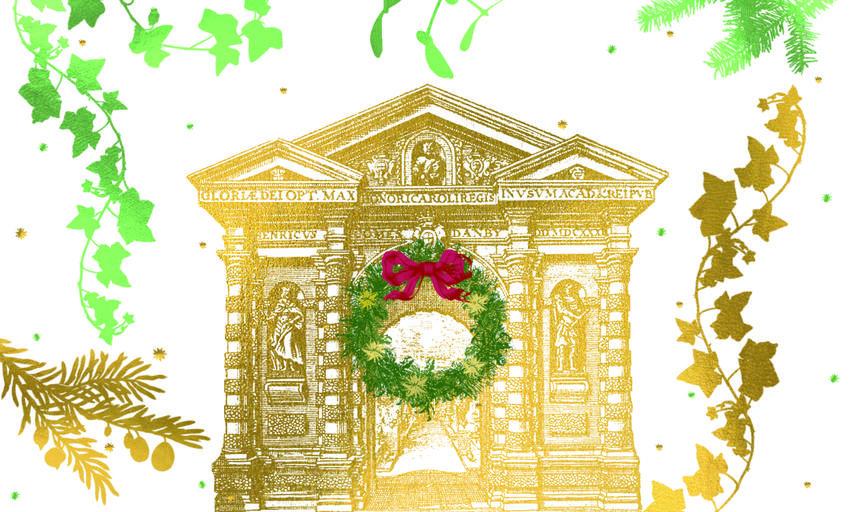 virtual christmas fair